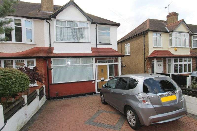 3 Bedrooms Terraced House for sale in Braemar Road, Worcester Park