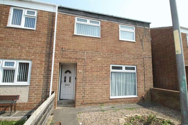 4 Bedrooms Semi Detached House for sale in Pine Grove, Hartlepool