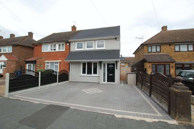 2 Bedrooms Semi Detached House for sale in Aveley