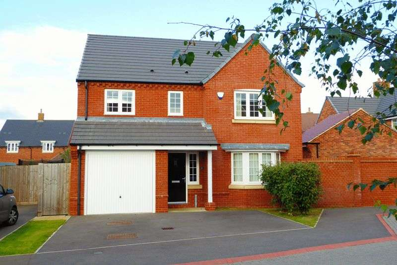 4 Bedrooms Detached House for sale in The Village Close, Upper Arncott