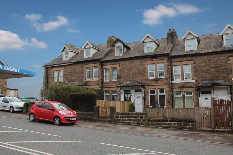 2 Bedrooms Terraced House for sale in Eastville Terrace, Harrogate