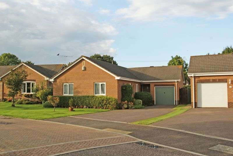 3 Bedrooms Detached Bungalow for sale in Spindlebury, Cullompton