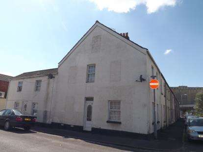 2 Bedrooms End Of Terrace House for sale in Meadow Street, Avonmouth, Bristol