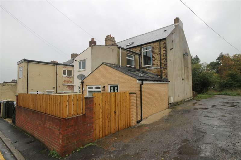2 Bedrooms Terraced House for sale in Bramwell Terrace, Consett, County Durham, DH8