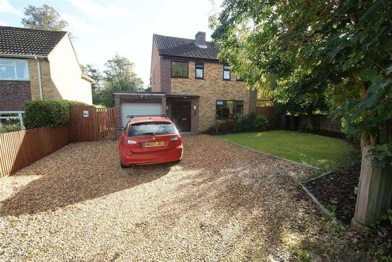 3 Bedrooms Detached House for sale in Manor Close, Abbotts Ann