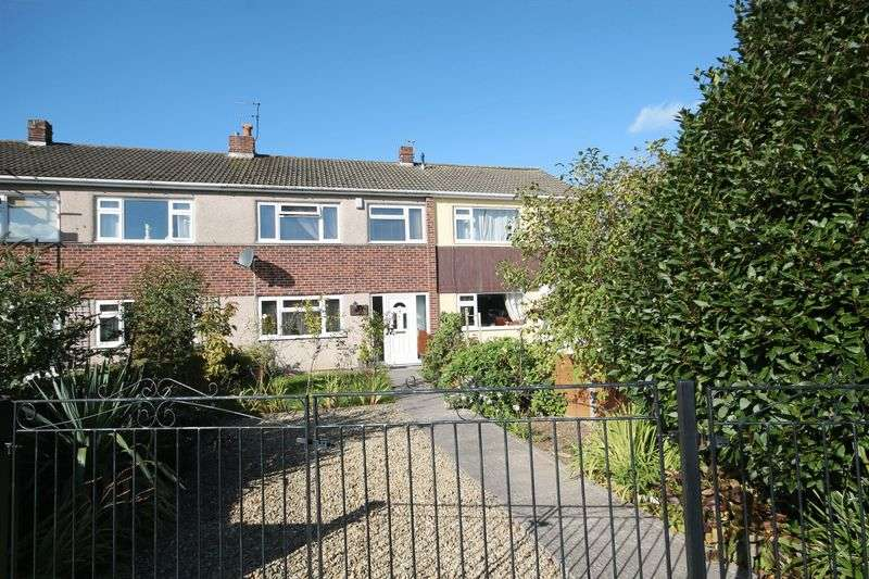 3 Bedrooms Terraced House for sale in Stanshawe Crescent, Yate