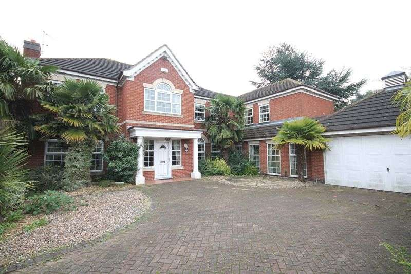 6 Bedrooms Detached House for sale in BURGHLEY WAY, LITTLEOVER
