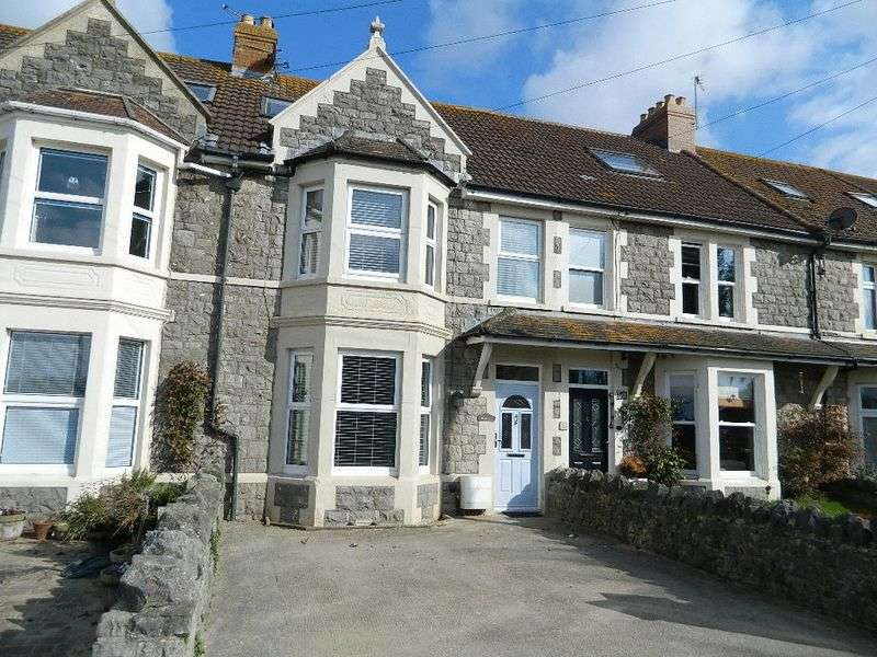 4 Bedrooms Terraced House for sale in UPHILL
