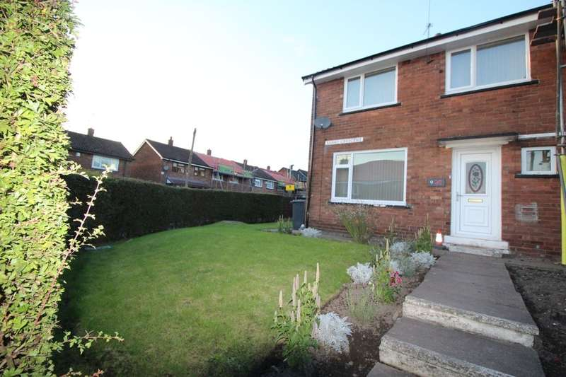3 Bedrooms Semi Detached House for sale in Barry Crescent, Worsley, Manchester, M28