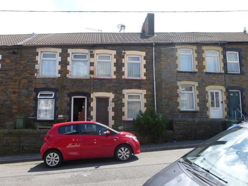 2 Bedrooms Terraced House for sale in Phillip Street, PONTYPRIDD