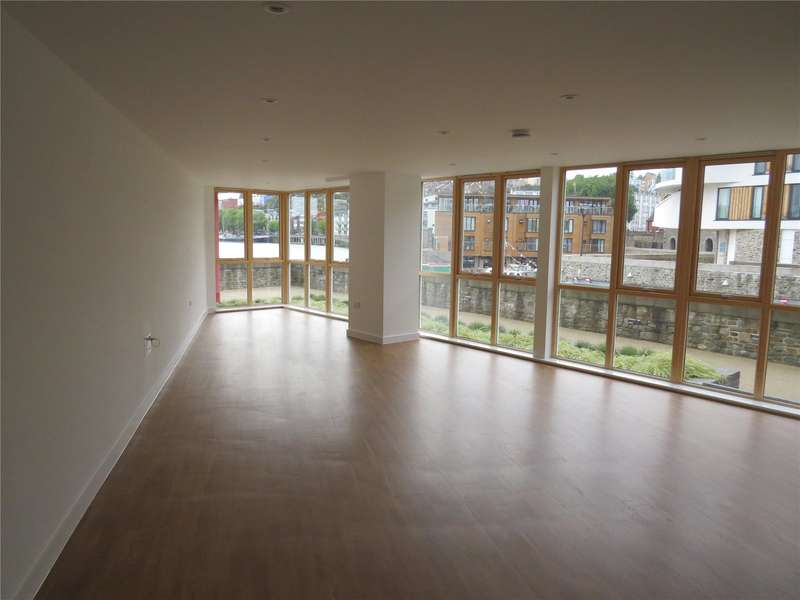 2 Bedrooms House for sale in The Crescent, Hannover Quay, Bristol, Somerset, BS1