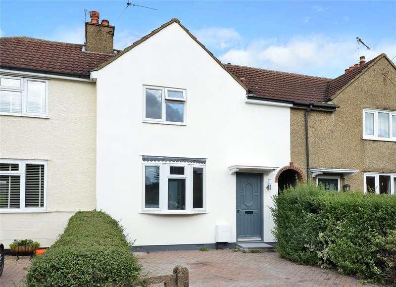 2 Bedrooms Terraced House for sale in Fleece Road, Long Ditton, Surbiton, Surrey, KT6