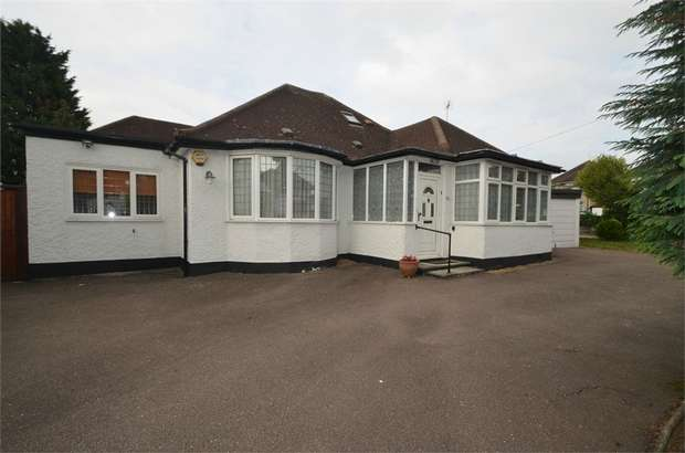 4 Bedrooms Detached Bungalow for sale in Sunbury Avenue, Mill Hill