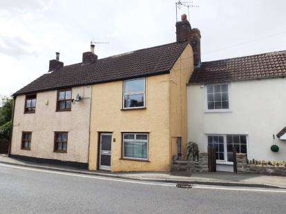 2 Bedrooms Terraced House for sale in Wotton Road, Kingswood, Wotton-Under-Edge, Gloucestershire