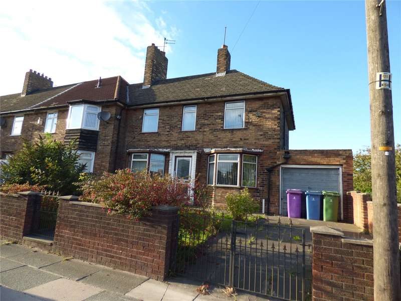 3 Bedrooms End Of Terrace House for sale in East Lancashire Road, Liverpool, Merseyside, L11