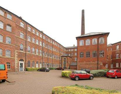 2 Bedrooms Flat for sale in Cornish Place, Cornish Street, Sheffield, South Yorkshire
