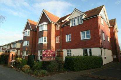 1 Bedroom Flat for sale in Connaught Avenue, Frinton-On-Sea, Essex