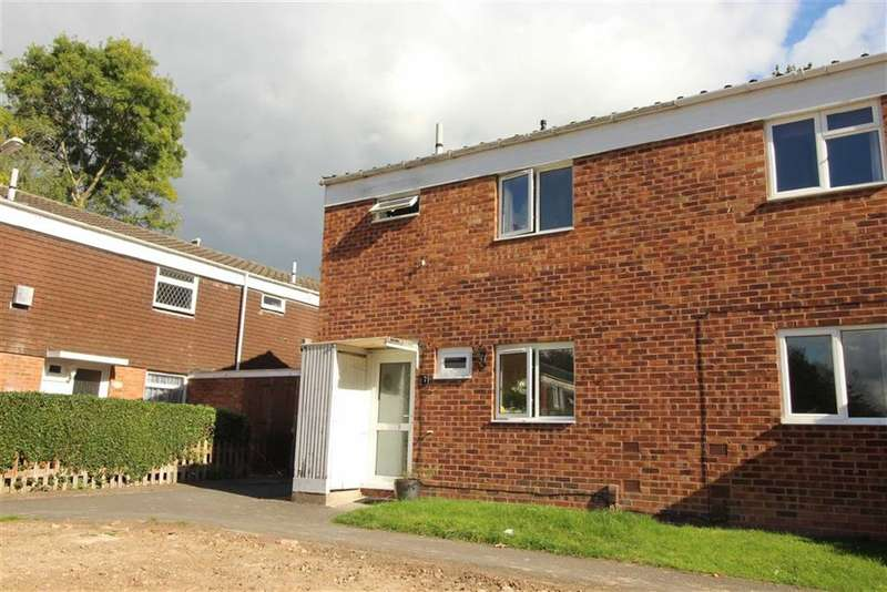 3 Bedrooms Property for sale in Binton Close, Matchborough East, Redditch, Worcestershire, B98