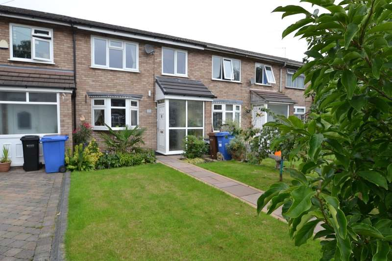 3 Bedrooms Mews House for sale in Churchley Close, Cheadle Heath