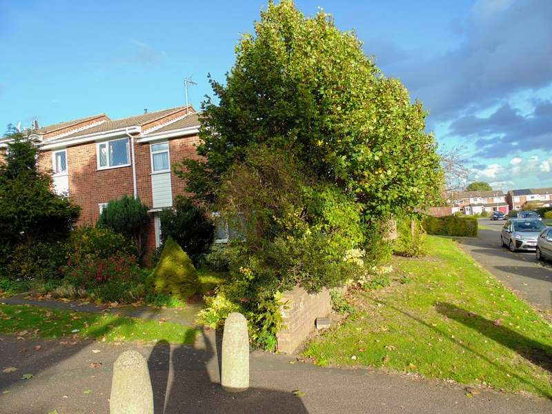 3 Bedrooms End Of Terrace House for sale in Blaydon Walk, Wellingborough