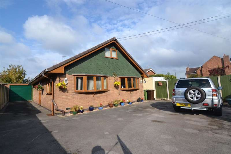 3 Bedrooms Detached Bungalow for sale in School Lane, Stafford