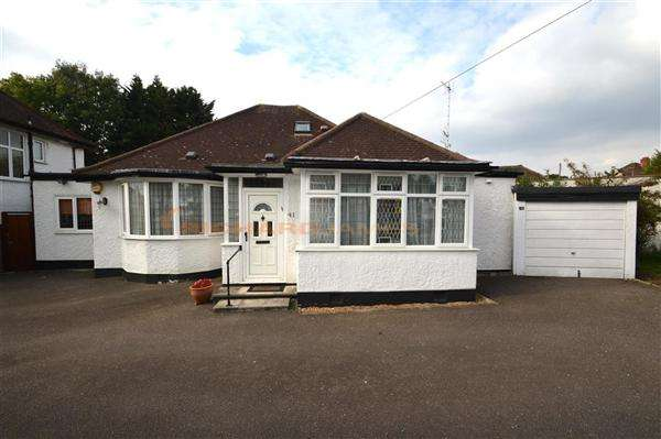 3 Bedrooms Bungalow for sale in Sunbury Avenue, London