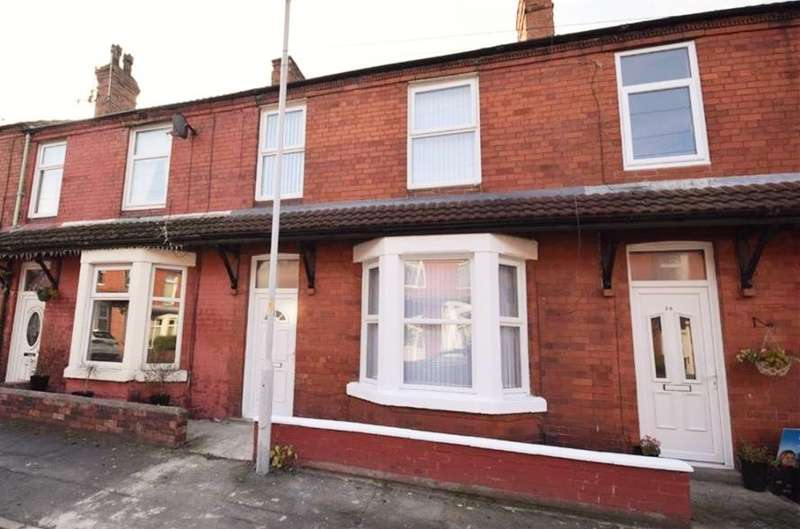 3 Bedrooms House for sale in Russell Road, Wallasey Village