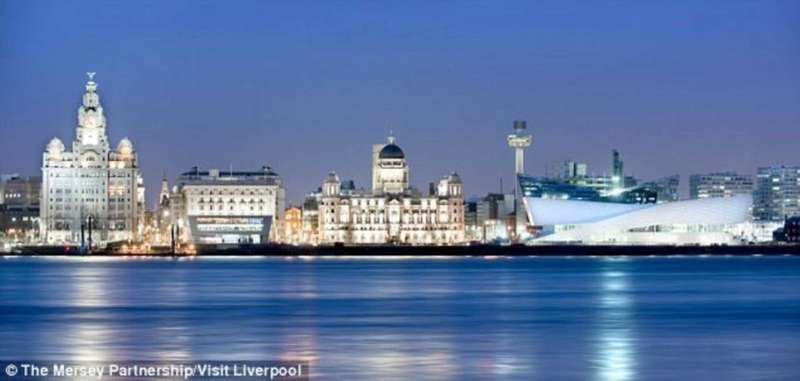 1 Bedroom Apartment Flat for sale in Pall Mall, Liverpool, L3