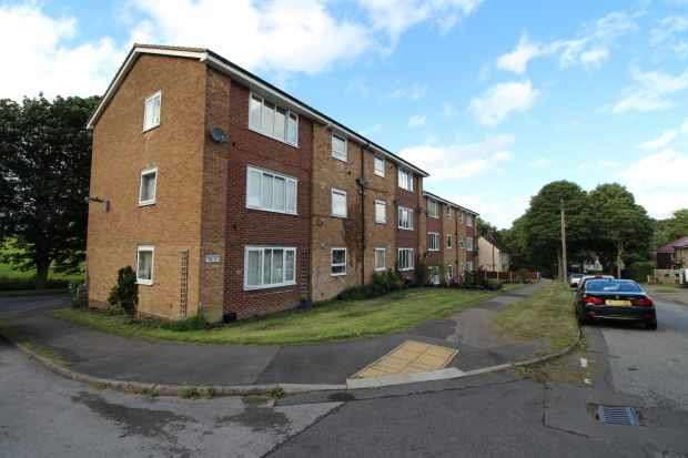 2 Bedrooms Flat for sale in Green Oak Road, Sheffield, West Yorkshire, S17 4FQ