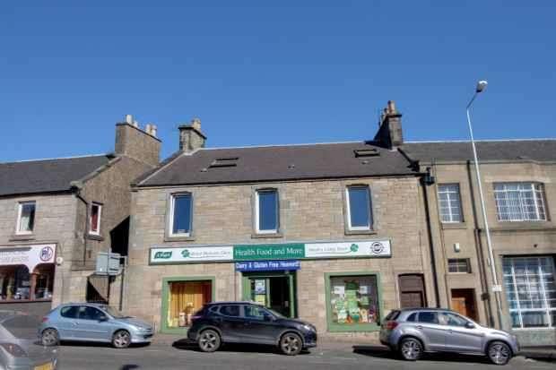 5 Bedrooms Maisonette Flat for sale in St Clair Street,, Kirkcaldy, Fife, KY1 2BZ