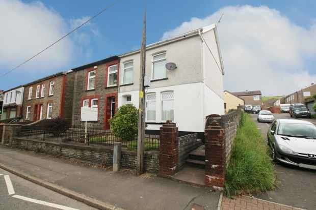 3 Bedrooms Semi Detached House for sale in Gilfach Road, Porth, Mid Glamorgan, CF39 8HF