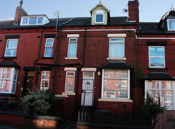 2 Bedrooms Terraced House for sale in Ashton Terrace, Leeds, West Yorkshire, LS8 5BU