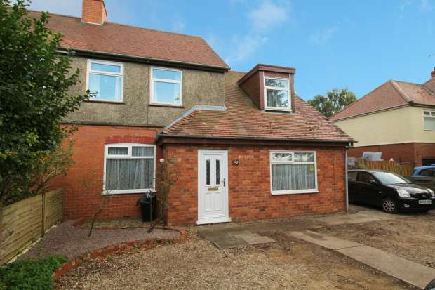3 Bedrooms Semi Detached House for sale in Spalding Road,, Spalding, Lincolnshire, PE12 7HP