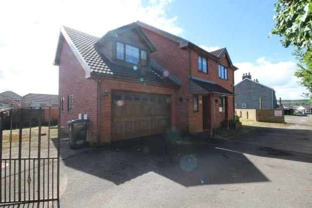 4 Bedrooms Detached House for sale in Picton Road, Tredegar, Gwent, NP22 4DX