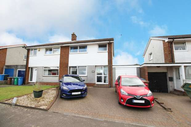 3 Bedrooms Semi Detached House for sale in Westfield Grove,, Cowdenbeath, Fife, KY4 8BY