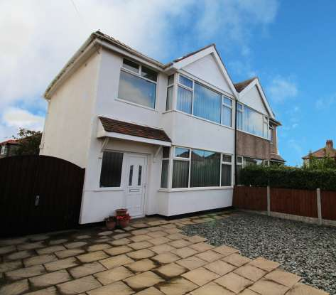 3 Bedrooms Semi Detached House for sale in Magdalen Road,, Blackpool, Lancashire, FY5 3EF
