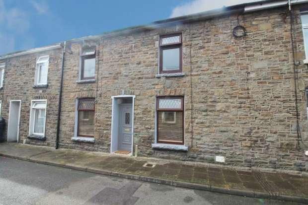 2 Bedrooms Terraced House for sale in Jenkin Street, Aberdare, South Wales, CF44 6BB
