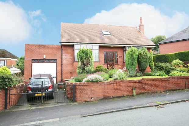 4 Bedrooms Detached House for sale in Longshaw Old Road, Wigan, Lancashire, WN5 7JJ