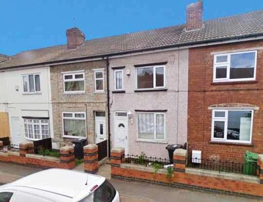 3 Bedrooms Terraced House for sale in Staveley Street, Doncaster, Yorkshire, DN12 1BP