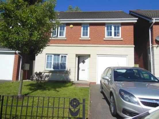 4 Bedrooms Detached House for sale in Wrenbury Drive, Bilston, West Midlands, WV14 7BS