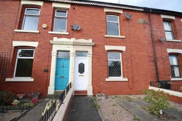 3 Bedrooms Terraced House for sale in Hoghton Lane, Preston, Lancashire, PR5 4EH