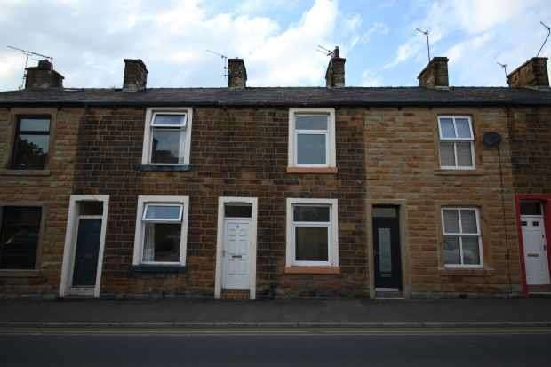 2 Bedrooms Terraced House for sale in Park Road, Burnley, Lancashire, BB12 8ED