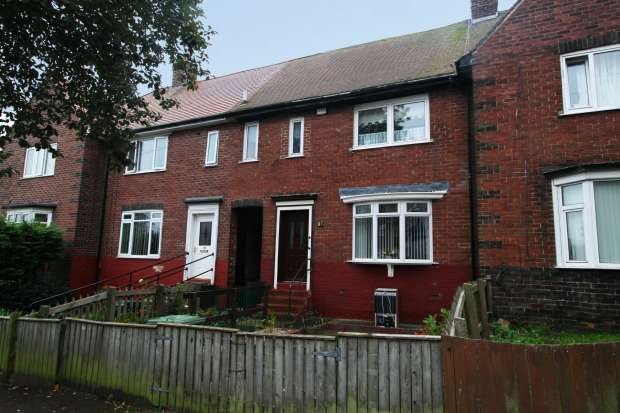 3 Bedrooms Terraced House for sale in Falkland Road, Sunderland, Tyne And Wear, SR4 6XD