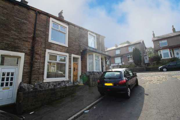 3 Bedrooms Terraced House for sale in Pilgrim Street, Nelson, Lancashire, BB9 0JQ