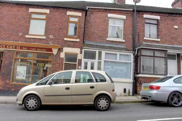 2 Bedrooms Terraced House for sale in Tintern Street, Stoke, Staffordshire, ST1 3QU