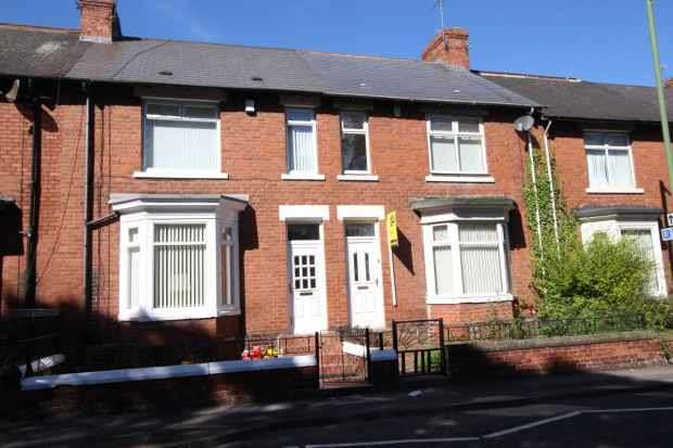3 Bedrooms Terraced House for sale in Osborne Road,, Chester Le Street, Durham, DH3 3DS