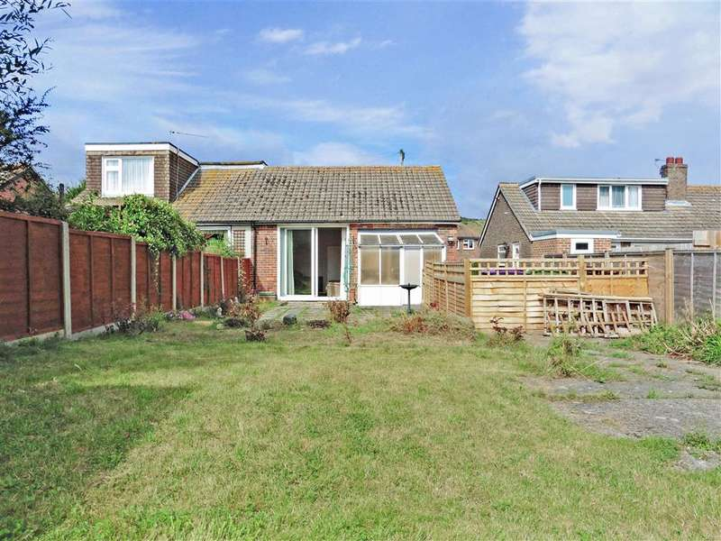 2 Bedrooms Semi Detached Bungalow for sale in Shaftesbury Avenue, Folkestone, Kent