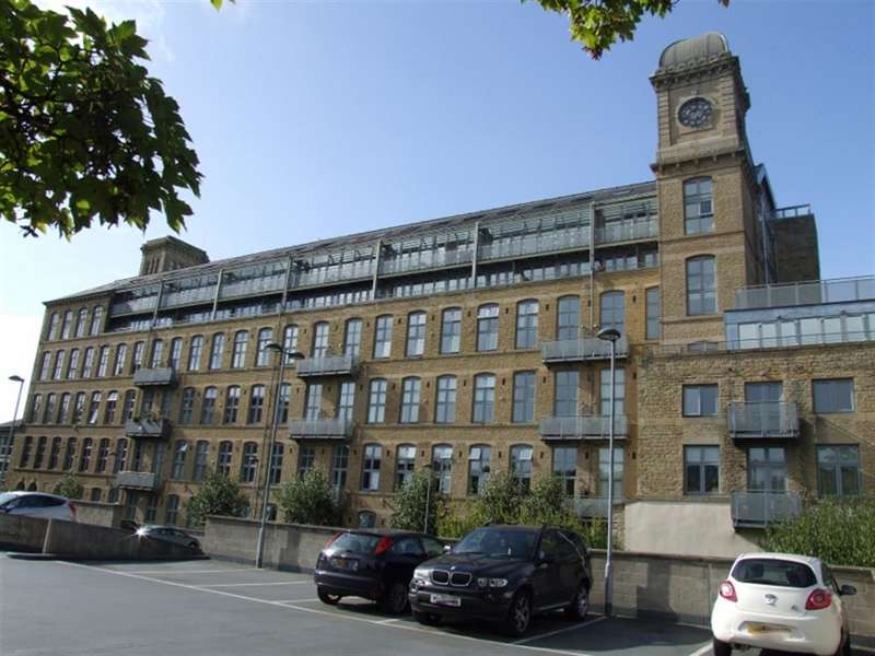 2 Bedrooms Apartment Flat for sale in Valley Mill, Park Road, Elland, HX5 9GZ
