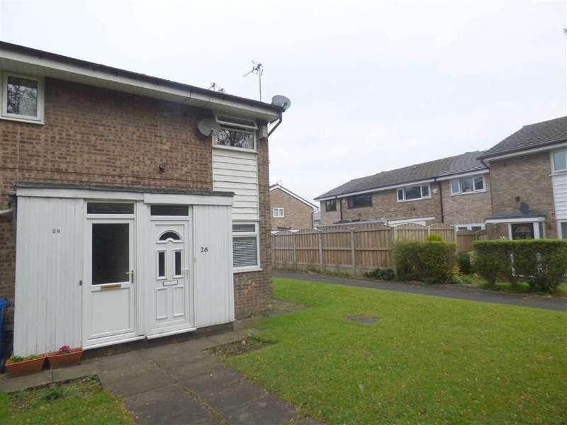 2 Bedrooms Property for sale in Evesham Walk, Alkrington, MANCHESTER, M24