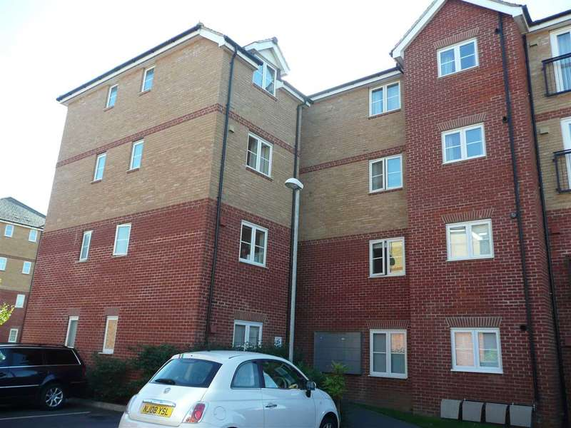 2 Bedrooms Apartment Flat for sale in Richmond House, Twickenham Close, Swindon